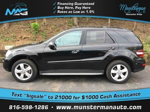 2009 Mercedes-Benz M-Class for sale in Blue Springs, MO
