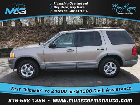 2002 ford explorer for sale in missouri for Mayse motors aurora mo