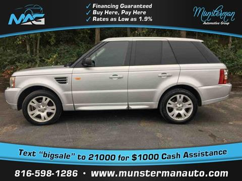 2006 Land Rover Range Rover Sport for sale in Blue Springs, MO