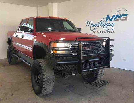 2001 GMC Sierra 2500HD for sale in Blue Springs, MO