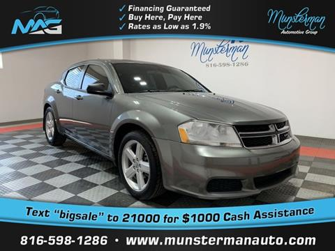 2013 Dodge Avenger for sale in Blue Springs, MO