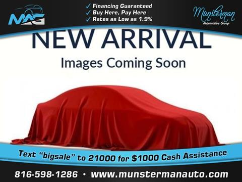 2012 Ford Fusion for sale in Blue Springs, MO