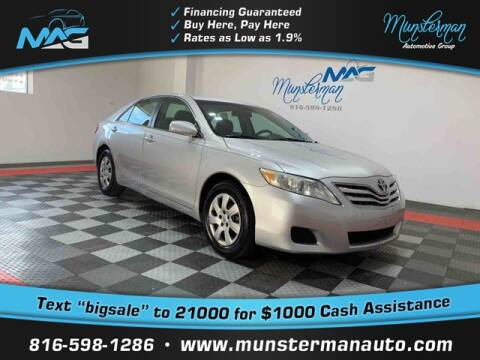 2010 Toyota Camry for sale in Blue Springs, MO