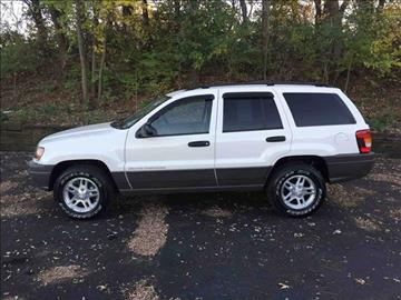 2003 Jeep Grand Cherokee for sale in Blue Springs, MO