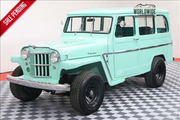 1962 Jeep Willys for sale in Denver, CO