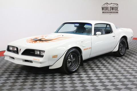 Ordinaire 1978 Pontiac Trans Am For Sale In Denver, CO
