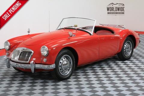 1958 MG MGA for sale in Denver, CO