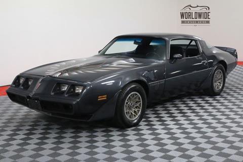 1981 Pontiac Firebird for sale in Denver, CO