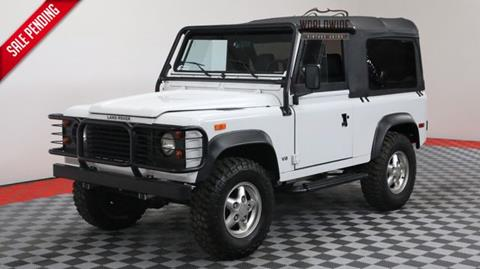 1994 Land Rover Defender for sale in Denver, CO