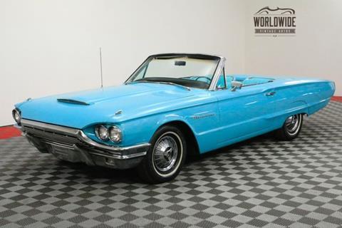 1964 Ford Thunderbird for sale in Denver, CO