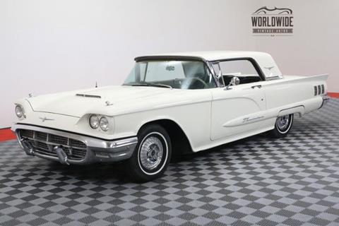 1960 Ford Thunderbird for sale in Denver, CO