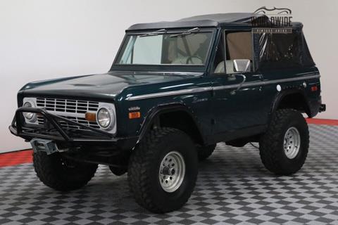 1971 Ford Bronco for sale in Denver, CO