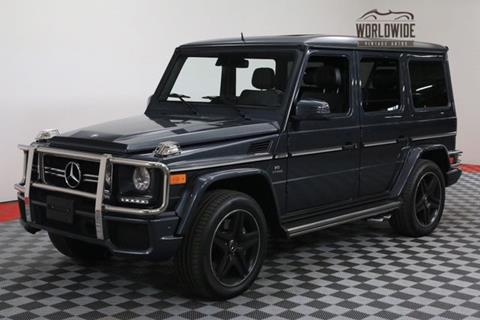 Attractive 2013 Mercedes Benz G Class For Sale In Denver, CO