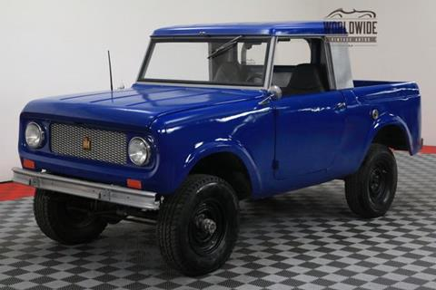 1964 International Scout for sale in Denver, CO
