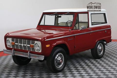 1972 Ford Bronco for sale in Denver, CO