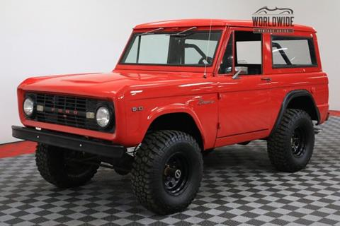 1968 Ford Bronco for sale in Denver, CO