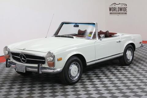 1971 Mercedes-Benz 280-Class for sale in Denver, CO