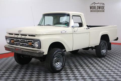 1963 Ford F-100 for sale in Denver, CO