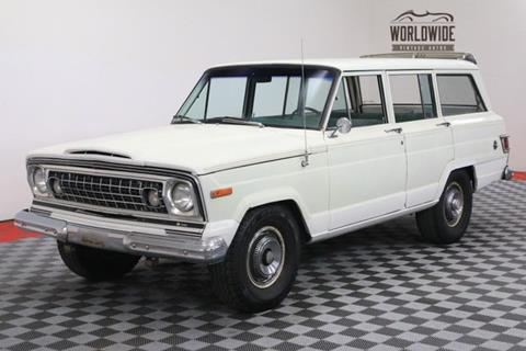 1974 Jeep Wagoneer for sale in Denver, CO