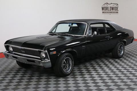 1970 Chevrolet Nova for sale in Denver, CO