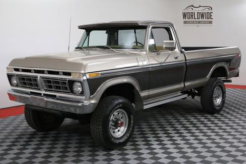 1977 Ford F-250 for sale in Denver, CO