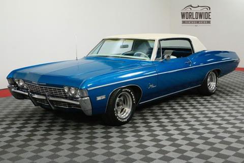 1968 Chevrolet Impala For Sale In Denver CO