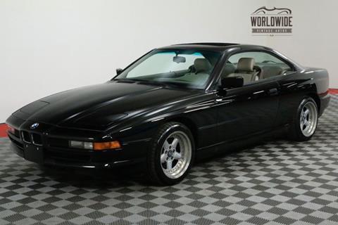 BMW Series For Sale Carsforsalecom - 8 series bmw