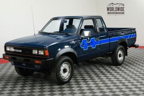 1983 datsun pickup for sale. Black Bedroom Furniture Sets. Home Design Ideas