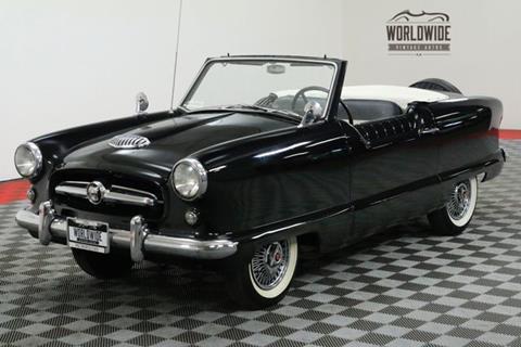 1954 Nash Metropolitan for sale in Denver, CO