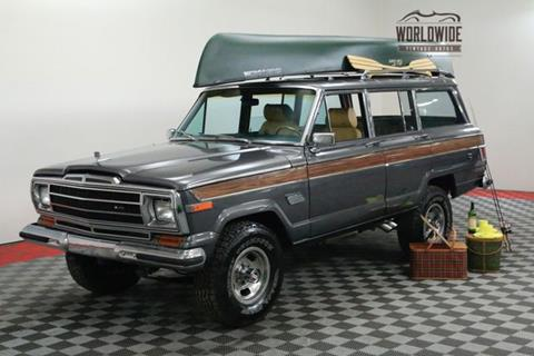 1978 Jeep Wagoneer for sale in Denver, CO