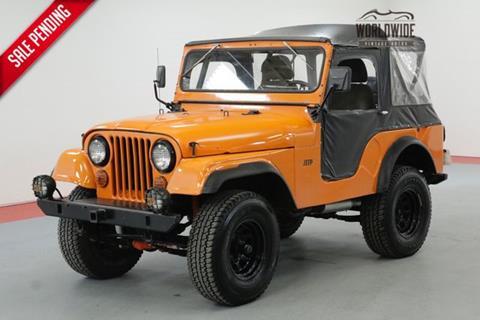 1971 Jeep CJ-5 for sale in Denver, CO