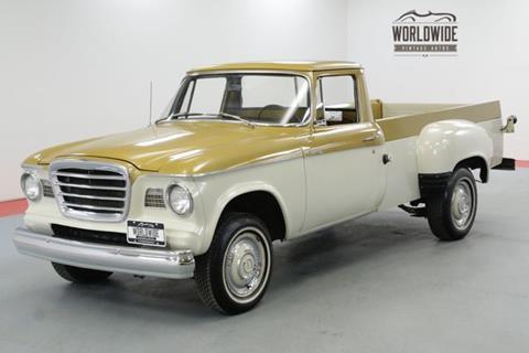 1960 Studebaker Champion for sale in Denver, CO