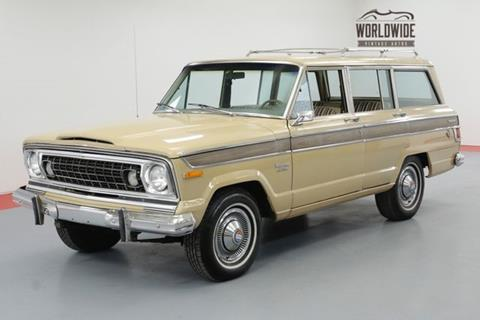 1976 Jeep Wagoneer for sale in Denver, CO
