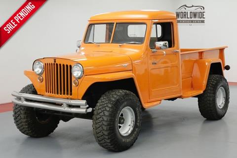 1948 Jeep Willys for sale in Denver, CO