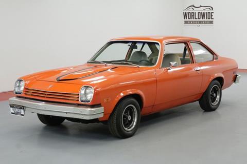 Chevrolet Vega For Sale In Colorado Carsforsale Com