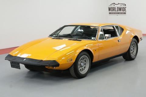 1974 De Tomaso Pantera for sale in Denver, CO