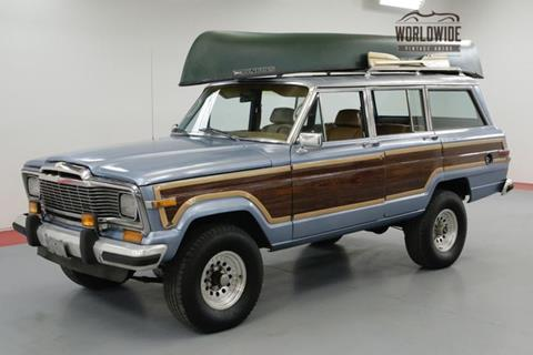 1985 Jeep Grand Wagoneer for sale in Denver, CO