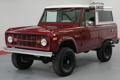 a127fdaaf25 1967 Ford Bronco for sale in Denver