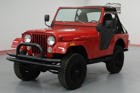 1979 Jeep CJ-5 for sale in Denver, CO