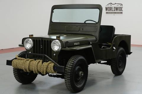Jeep Willys For Sale In Miami Fl Carsforsale Com