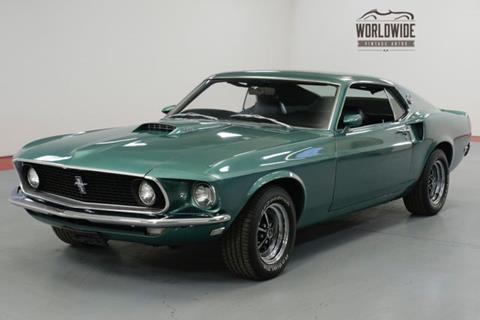 1969 Ford Mustang For Sale In Denver CO