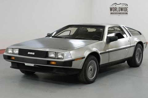 1983 DeLorean DMC-12 for sale in Denver, CO