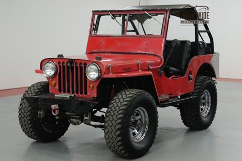 1947 Jeep Willys for sale in Denver, CO