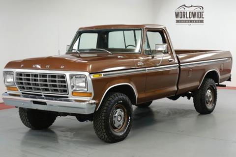 Used 1978 Ford F 250 For Sale Carsforsale Com