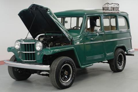 1959 Jeep Willys