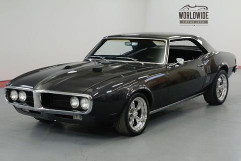 1968 Pontiac Firebird for sale in Denver, CO