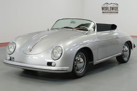 1957 Porsche 356 Speedster for sale in Denver, CO