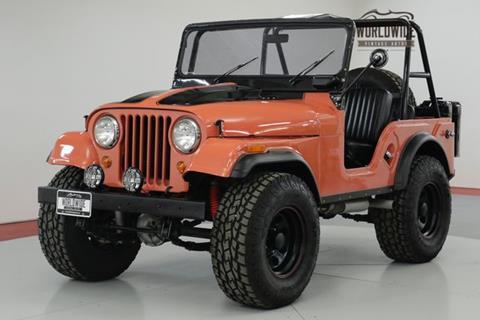 1966 Jeep Cj 5 For Sale Carsforsale Com