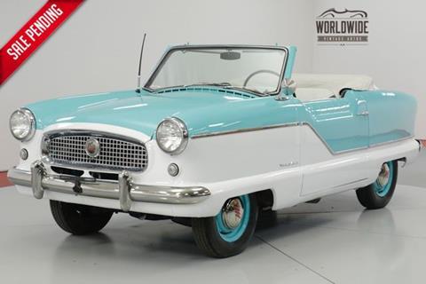 1958 Nash Metropolitan for sale in Denver, CO