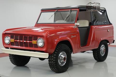 1969 Ford Bronco for sale in Denver, CO